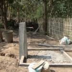 Février 2013 : Accès à l'eau pour le village de Ban Hadchan avec l'intervention de notre partenaire ONG CLI