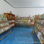 Equipements bibliothèque ONG CLI