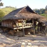 Habitat au Centre Nord Laos