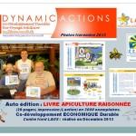 ACTIONS 2013 LIVRE APICULTURE RAISONNEE
